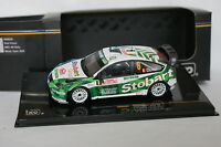 Ixo 1/43 - Ford Focus WRC Monte Carlo Rally 2008 N°8