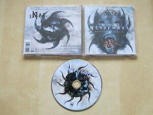 NEVERMORE Enemies Of Reality - CD album (CD 996)