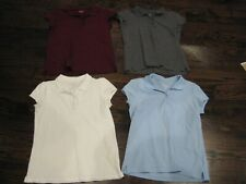 Girls Short Sleeve Tops Uniform Polo Style Childrens Place size 16 Lot