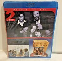 The Squid and the Whale Running with Scissors  Blu-ray Disc Jeff Daniels  new