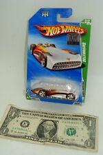 Hot Wheels 2010 Mainline Super Treasure Hunt White/Flames Chevroletor - R74447