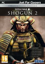 PC * Shogun 2 Total War Gold Limited The Complete Edition * Fall of the Samurai