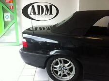 """BMW E36 CABRIOLET lunette arrière capot """" vert teinte """" wopavin PVC NEUF"""