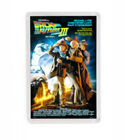REGRESO AL FUTURO III BACK TO THE FUTURE III FRIDGE MAGNET IMAN NEVERA