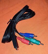 Cámara Olympus 12-pin conector de video a 3 X Rca Macho