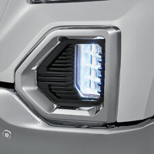 2019-2021 GMC Sierra Nex Gen LED Fog Lamp Pkg 84822218 WITHOUT Task Lighting OEM