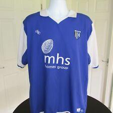 2004-2006 Gillingham Football Club Home Football Shirt, Very Good Condition, XXL