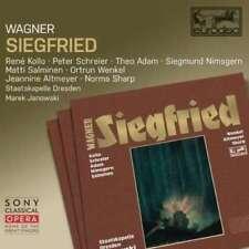 CD de musique classique Richard Wagner, sur album