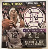 2019-20 Panini Illusions Basketball NBA Mega Box  Zion Ja Morant 🔥