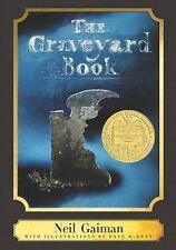 Gaiman Neil/ Mckean Dave (Ilt)-The Graveyard Book Book New