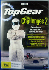 NEW & Sealed BBC Top Gear (The Challanges 2) DVD Man Cave - In Australia