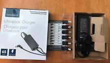 Insignia 65W Universal Ultrabook Laptop Charger for Lenovo,HP,DELL, ACER,ASUS