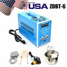Induction Heating Machine Induction Heater Metal Melting Furnace Welding Zdbt-6