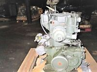 Lister Petter 2 Cyl. Diesel Engine, 0 Miles