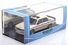 BMW M535I E12 1978 WHITE NEO 43470 1/43 BIANCA BLANCHE WEISS RESIN RESINE