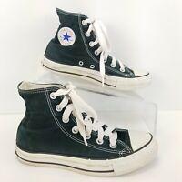 Converse Shoes Chuck Taylor All Star High Top Sneaker Black Sz Mens 4 Womens 6