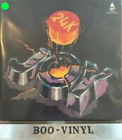 JOY-  24K Vinyl Lp Record Metal / Hard Rock Thunderbolt Label Ex Con