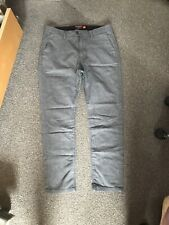 """superdry mens trousers Size 34""""w 30""""L Bnwt"""