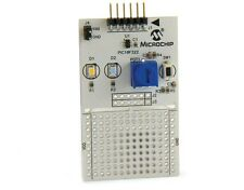 1 x PIC 10F322 I/OT 6 pin SOT23 Microcontroller PIC10F322 Prototyping Demo Board