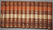 Histoire Generale De L'Eglise 1835 in 12 volumes Religion French