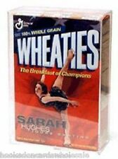 1 Ballqube Brand Cereal Box 18 oz. Wheaties Holder Storage Display case