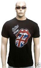 Amplified Rolling Stones UK Vintage Print T-SHIRT S/M