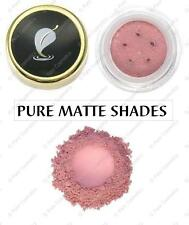 Pure Cosmetics French Rose Sheer Mineral Eyeshadow Matt Pink Cover Makeup Powder