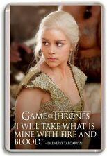 Game Of Thrones Daenerys Targaryen Fridge Magnet 06