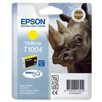 Original Epson T1004 gelb yellow Nashorn B40W BX510 BX510W BX600FW BX610FW o.V.