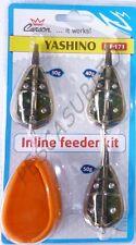 inline feeder kit competition 3 pasturatori stampo method carpfishing ledgering