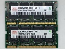 """4GB kit RAM for Apple Mac mini """"Core 2 Duo"""" 2.0 Mid-2007 MB139LL/A (B2)"""