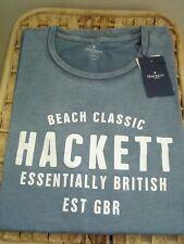 Hackett Henley Dye tee shirt L