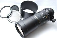 SIGMA APO 170-500mm f/5-6.3 D for Nikon from Japan #G70
