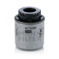 MANN-FILTER Oil Filter W 712/93