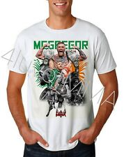 Conor McGregor 4LUVofMMA Shirt MMA Apparel Tee Notorious Ireland New