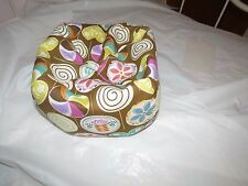 "EXTRA LARGE bean bag beanbag chair for 18"" American Girl doll chocolate lollipop"