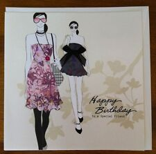 Happy Birthday to a Special Friend Greeting Card - Friendship