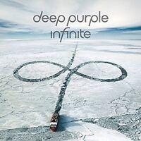 DEEP PURPLE 'INFINITE' CD (2017)