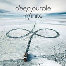 DEEP PURPLE 'INFINITE' CD / DVD / T SHIRT Box Set (2017)