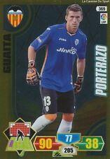 N°369 GUAITA # ESPANA VALENCIA.CF CARD PANINI ADRENALYN LIGA 2014