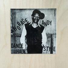 Supreme sticker vinyl decal skateboard Bronx Horrace Andy dancehall Wackie's
