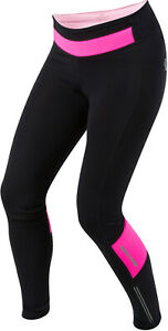 PEARL iZUMi Ladies / Women's Cycle Pursuit Thermal Cycling Tight Black XS