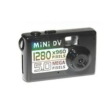 F17680 5MP HD Mini DV Spy Digital Camera Recorder Camcorder Webcam DVR