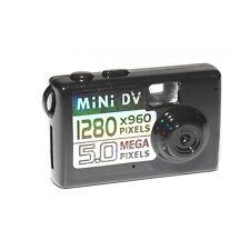 F17680 5MP HD Mini DV Spy Digital Camera Recorder Camcorder Webcam DVR