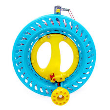 """8.7"""" Kite Line Reel Winder with 500ft Line Set for Adults Beginners Outdoor Fly"""