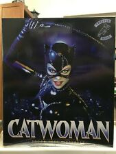 Tweeterhead Catwoman Maquette Statue Michelle Pfeiffer Batman Return DC Comics