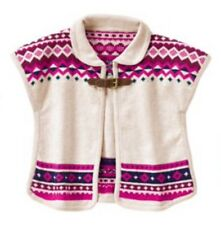 NWT Gymboree PLUM PONY Size 4t Girls Riding Sweater Vest NEW