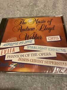 The Music Of Andrew Lloyd Webber Sealed Cd