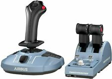 Thrustmaster TCA Officer Pack Airbus Edition Joystick Throttle HOTAS - IN STOCK
