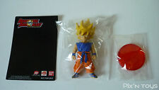 "Figurine Dragon Ball Z Racing Blast Promotionnel  ""Not For Sale"" / Bandai 2009"